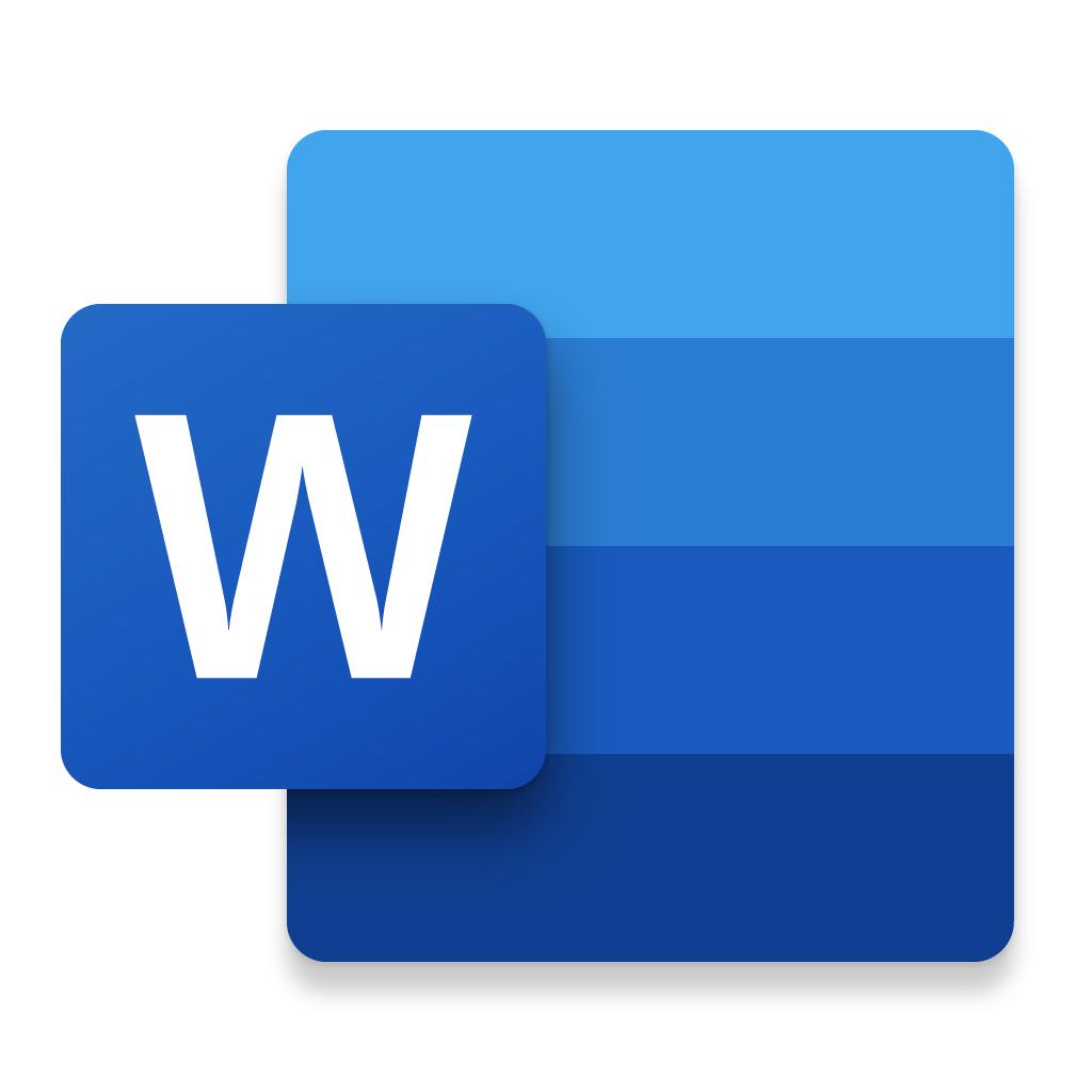 icone word mac